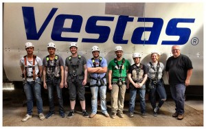 Group Photo Vestas