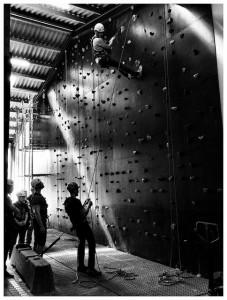 Wall Climb 2015